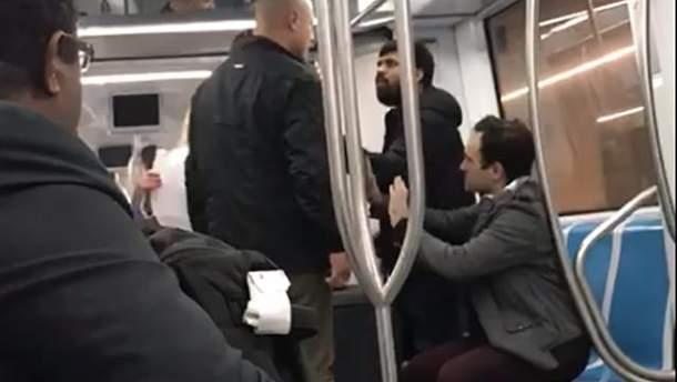 Скандал з нападом українців на індуса у метро Риму отримав продовження