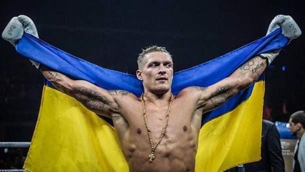 BoxingScene: Усик – лідер голосування за звання найкращого боксера року