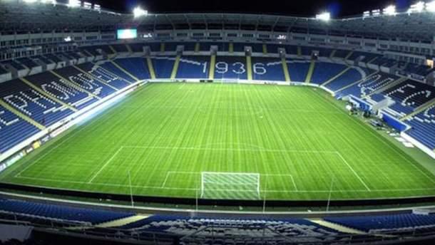 Український клуб сам вирішив провести матч Прем'єр-ліги без глядачів