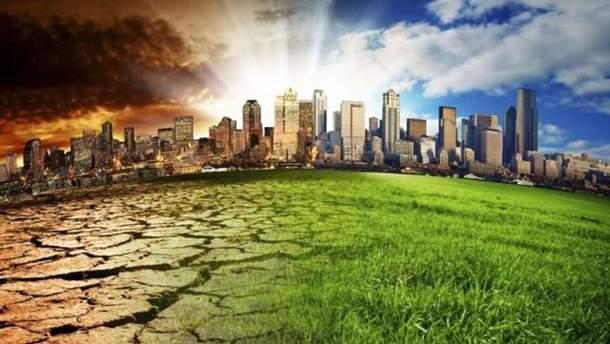 Зміни клімату на Землі можуть призвести до  голоду та військових конфліктів