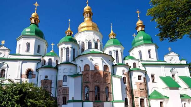 Объединительный собор по образованию УПЦ может пройти в Софийском соборе