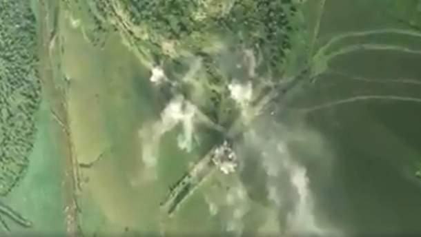 ВСУ нанесли сильные удары по боевикам на Донбассе