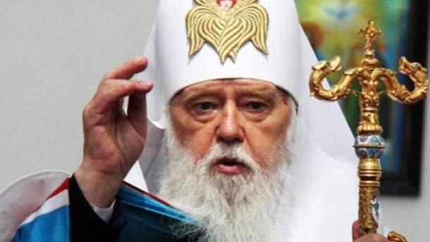 Филарет сделал шокирующее признание: представители РПЦ пытались переманить его к себе