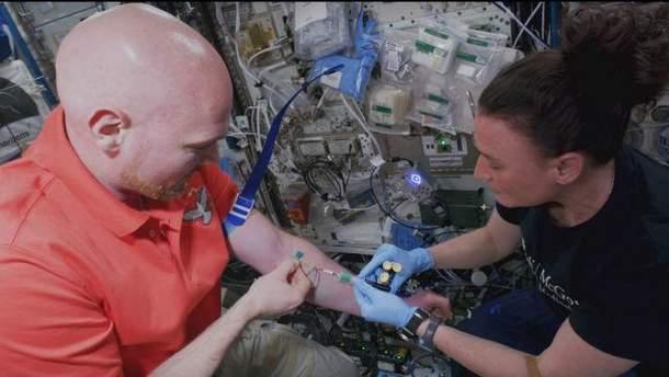 Побут космонавтів на МКС