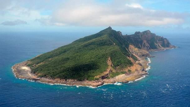 Острови Сенкаку
