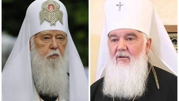 У РПЦ заявили, що ні Філарет, ні Макарій не зможуть претендувати на голову УПЦ