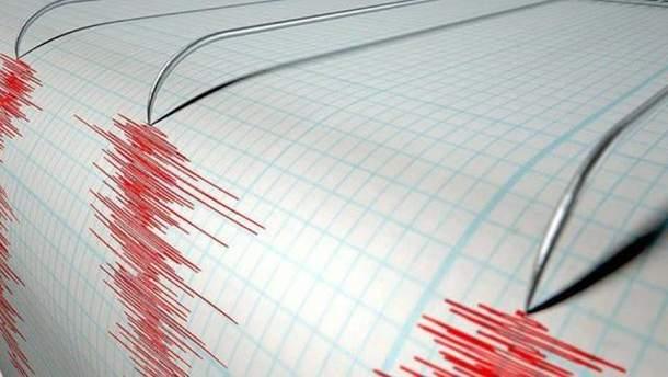 В Греции произошли три мощных землетрясения