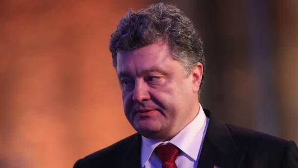 Президент Украины Петр Порошенко прокомментировал смерть Екатерины Гандзюк