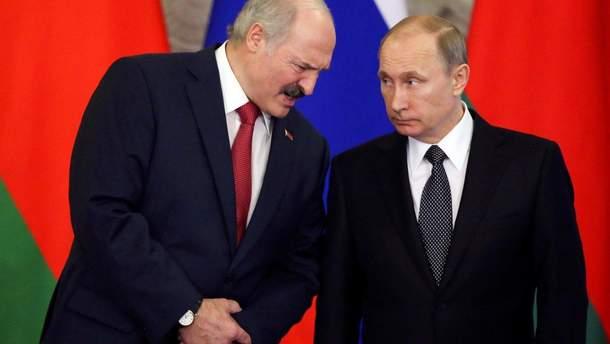 Білорусь і Росія  готують відповідь на нову базу США в Польщі