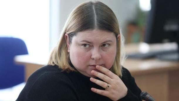 Смерть Екатерины Гандзюк: появился комментарий Маси Найема