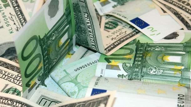 Наличный курс валют 5 ноября в Украине