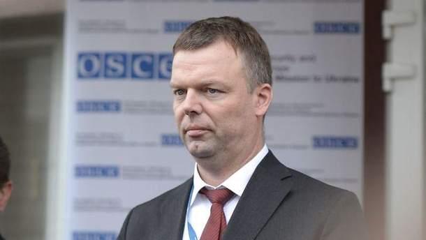 Хуг заявив, що не вважає РФ агресором