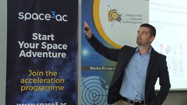 Space3ac ищет украинские старапы