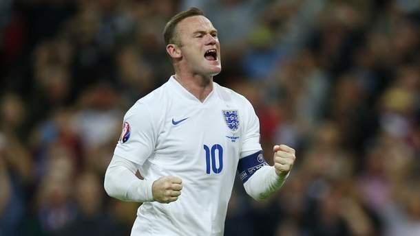 Вейн Руні повернеться у збірну Англії