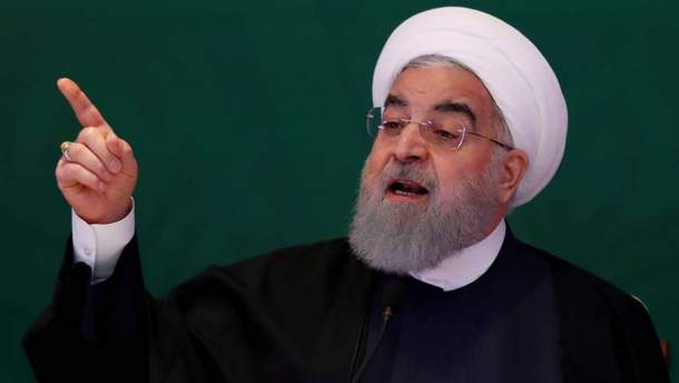"""Хассан Рухані заявив, що Іран """"з гордістю обійде санкції США"""""""