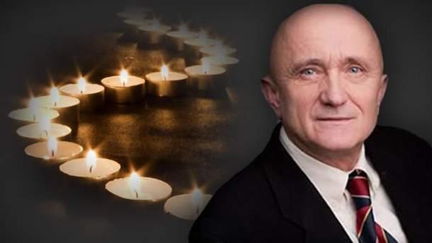 Умер Зенон Колобич