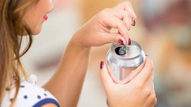 Як енергетичні напої впливають на психіку