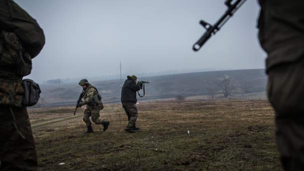 Украинские военные провели учения противовоздушной обороны и ударной авиации