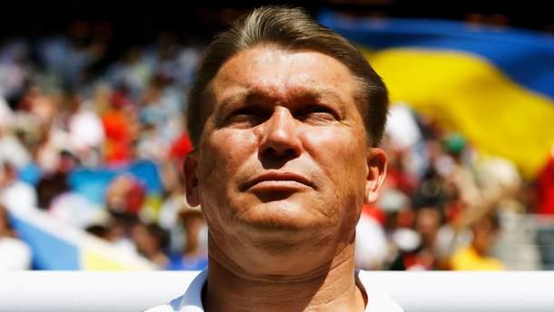 Олегу Блохіну - 66