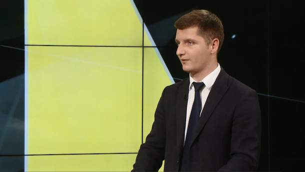 Детектив НАБУ Виктор