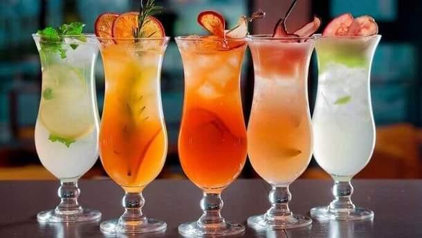 """Топ-3 вида """"тяжелых"""" напитков для желудка"""