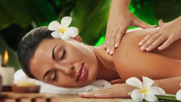Чим корисний масаж