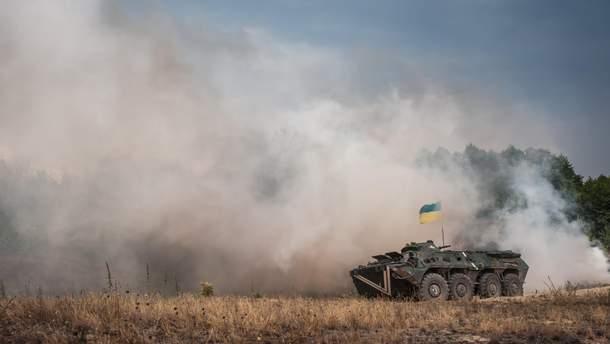 Украинская армия попала в рейтинг сильнейших армий мира
