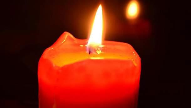 На Яворовском полигоне умер 45-летний  старший лейтенант Виктор Телегий