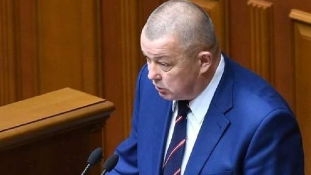 Николай Паламарчук