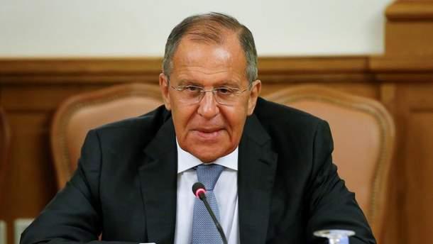 Лавров розповів про збитки ЄС від санкцій проти Росії