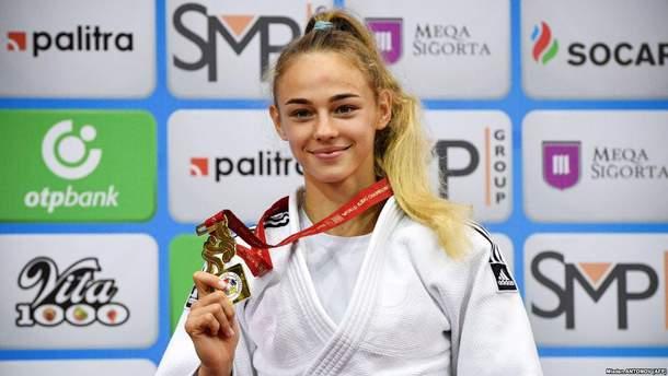 Дар'я Білодід отримала звання Заслуженого майстра спорту України