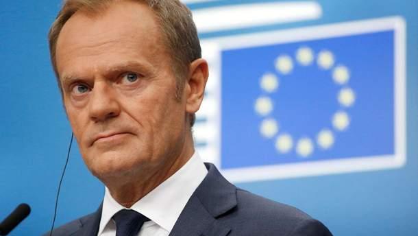 Polexit: Туск заговорил обугрозе выхода Польши изЕС