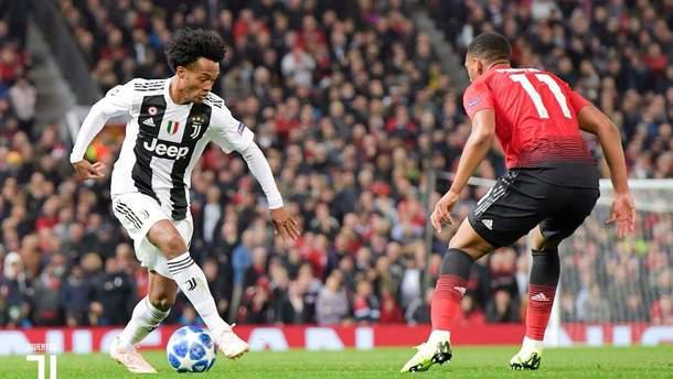 Ювентус – Манчестер Юнайтед прогноз букмекеров