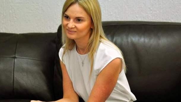 Вікторія Березкіна втекла з України