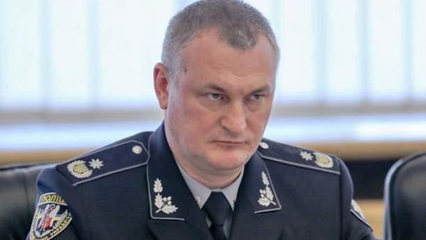 Голова Національної поліції Сергій Князєв