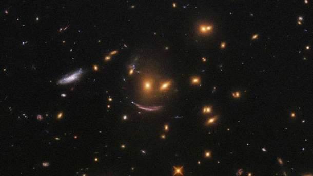 Hubble сфотографировал интересное звездное образование