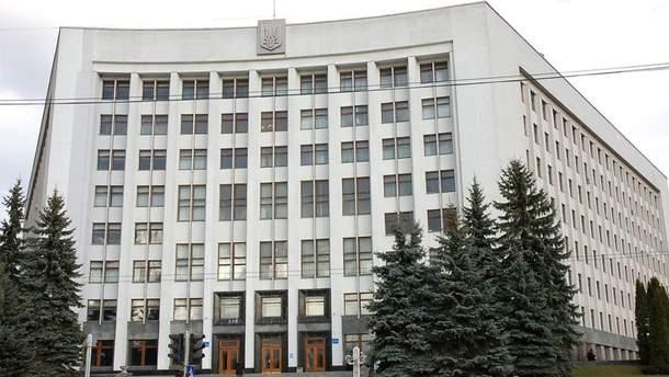 Тернопільська обласна рада заборонила використання російськомовного культурного продукту