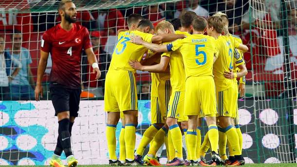Товарищеский матч Украина – Турция может состояться в Анталии