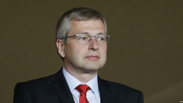 Дмитрий Рыболовлев задержан