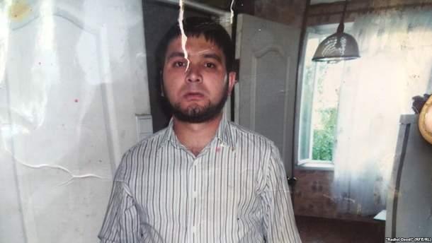 Житель Таджикистана Муродали Халимов