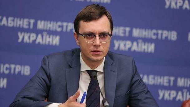 Омелян рассказал, собирается ли он идти в президенты