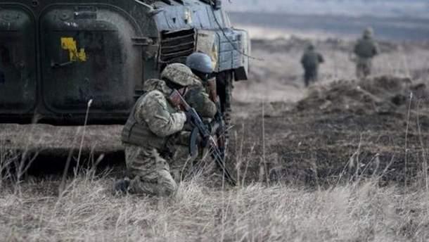Украинские бойцы ликвидировали боевиков-разведчиков на Донбассе