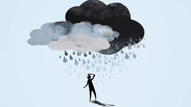 Що впливає на розвиток депресії у майбутньому