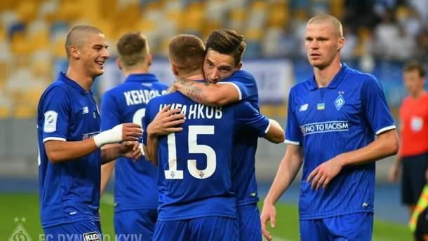 Динамо – Ренн обзор матча