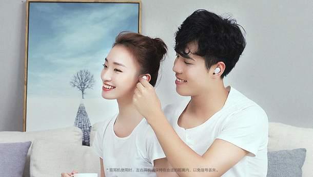 Навушники  Xiaomi Mi AirDots Youth Edition