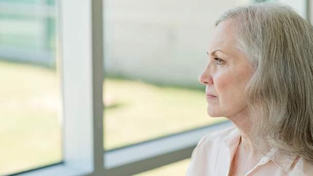 Що збільшує розвиток старечого недоумства