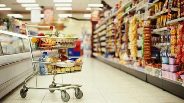 Сколько тратят украинцы ежемесячно на еду