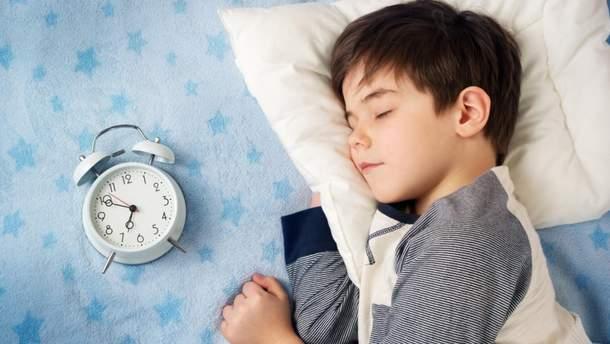 Скрежет зубов у детей во сне