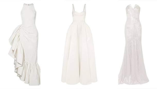 Весільні сукні 2019