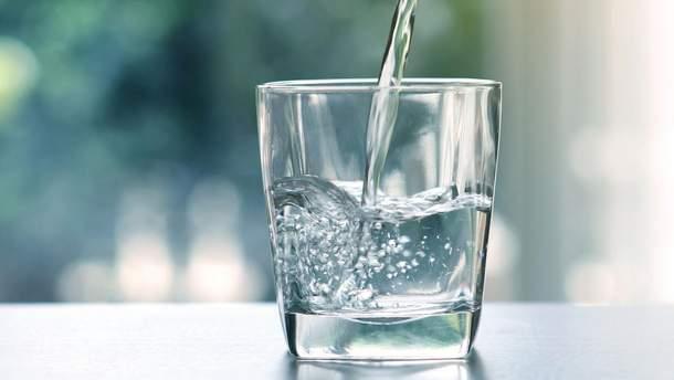 Про що свідчить відсутність бажання пити воду